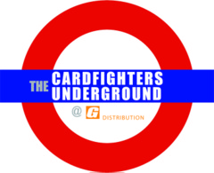 The Cardfighters Underground @ Groove Dis
