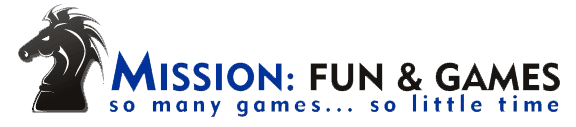 Mission: Fun and Games