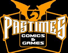 Pastimes Comics & Games