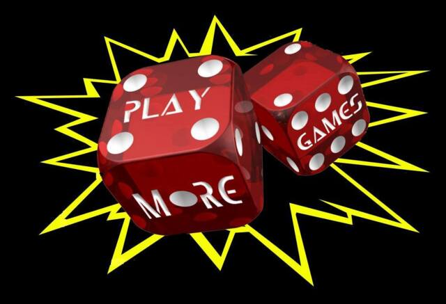 Play More Games - MTG, CCG's & board games