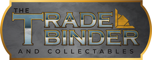 The Trade Binder and Collectables